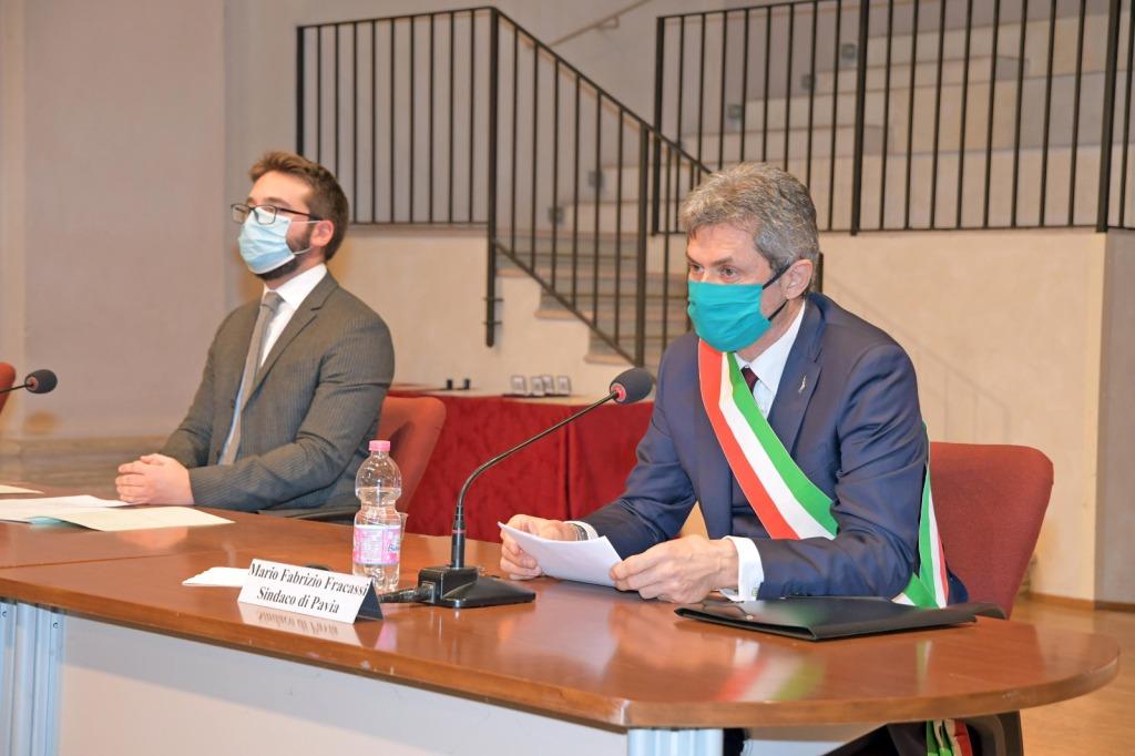 Foto a cura di: Comune di Pavia